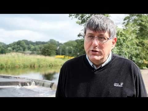 Settle hydro community energy scheme - Archimedes screw