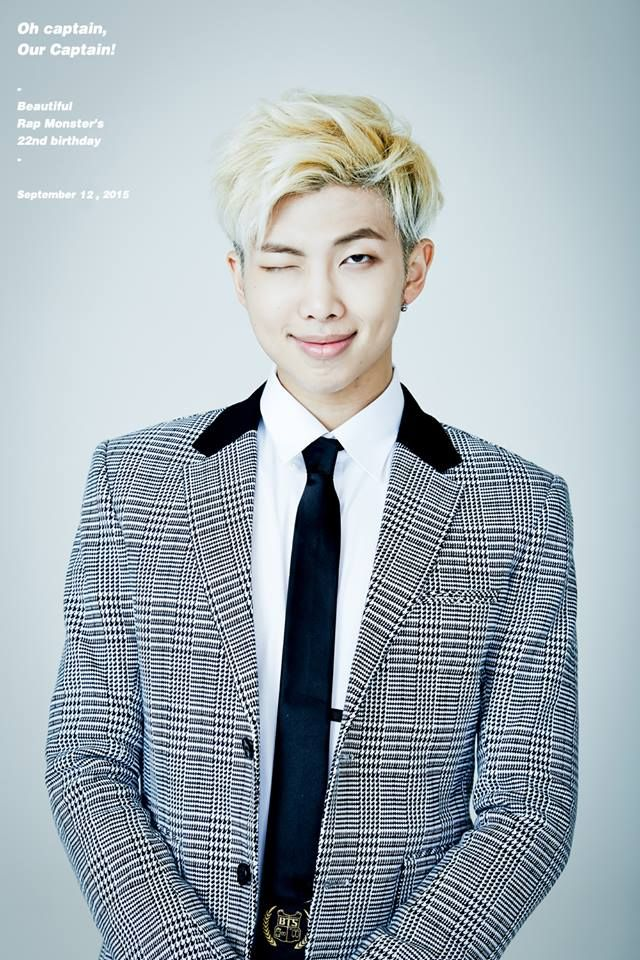 HAPPY BIRTHDAY RAP MON!!!!!!!