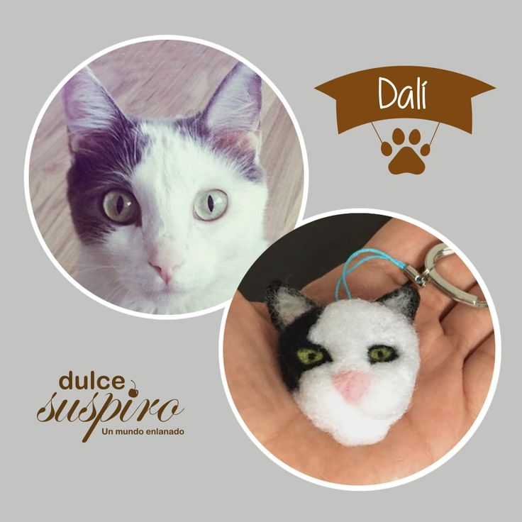 #cat #needlefelt