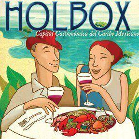 Casa Latina - Qué hacer en la Riviera Maya durante octubre: 3er. Muestra internacional de gastronomía Hol Box // October's activities in the Mayan Riviera: International cuisine festival in Hol Box
