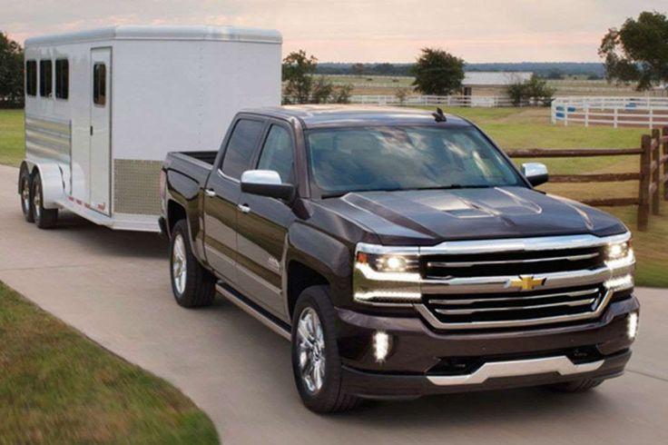 Chevrolet SilveradoA Silverado foi redesenhada em 2014, mas recebeu uma nova grade em 2016 que osten... - Reprodução/FORBES