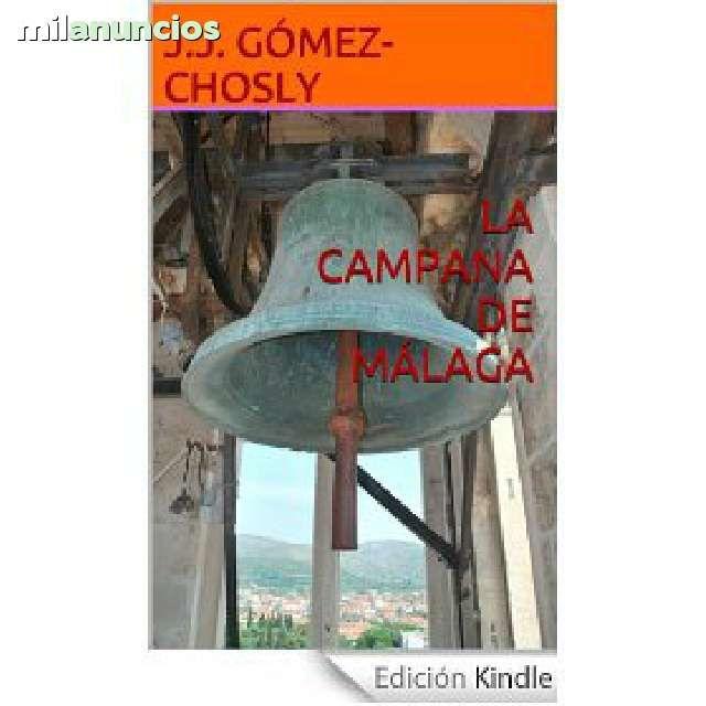 . Obra menor de JJ G�mez-Chosly. Libro de relatos cortos, homenaje a la ciudad de M�laga.