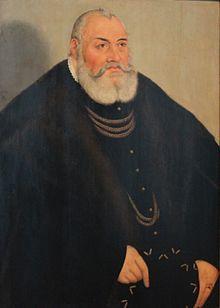 George, Margrave of Brandenburg-Ansbach - Wikipedia