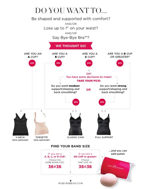 Ruby Ribbon Cami Sizing Something For Everyone Www
