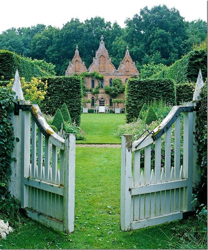 221 best Gates and Fences images on Pinterest | Garden gates ... Fence And Gates Home Designs Ta E A on