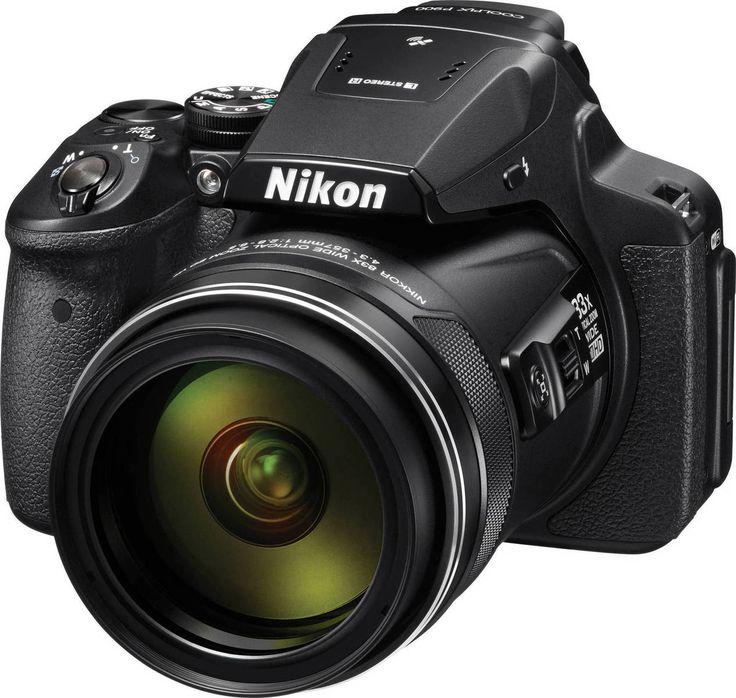 Nikon Coolpix P900- ElectroStudio