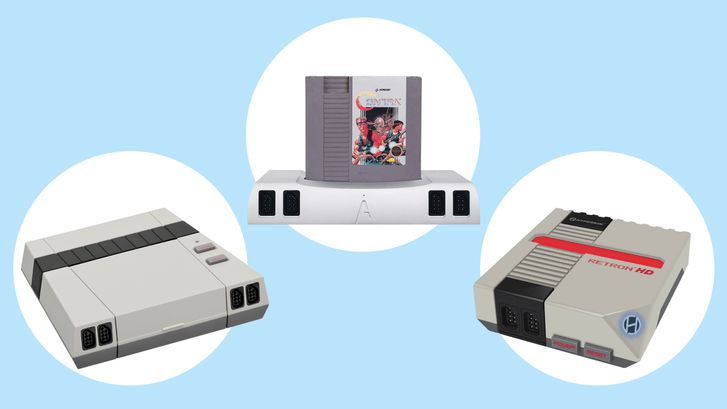 Whether You Have $40 or $450 There's an HDMI NES For You