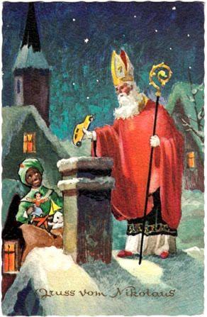 -Sint en Piet brengen kadootjes............lb xxx
