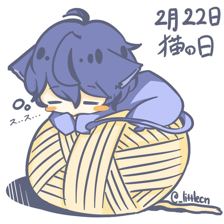 Soraru the kitten