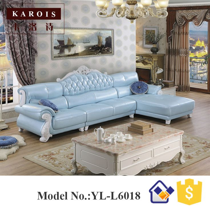 Hot sell latest modern genuine leather chesterfield corner sofa,leather sofas china