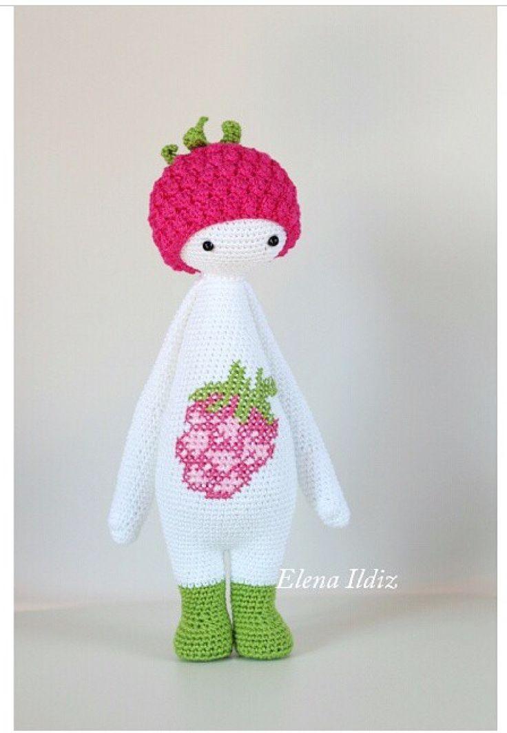 Amigurumi Dolls By Artist Lydia Tresselt : 226 best images about lalylala poppen project on Pinterest