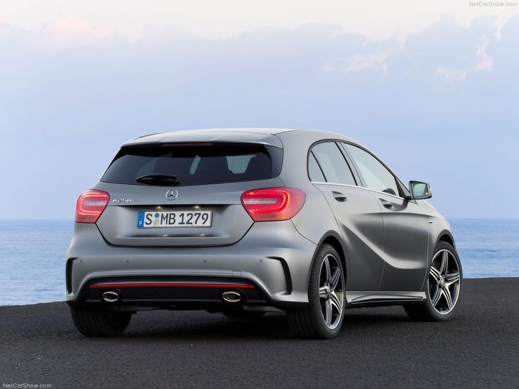 A-Class Mercedes