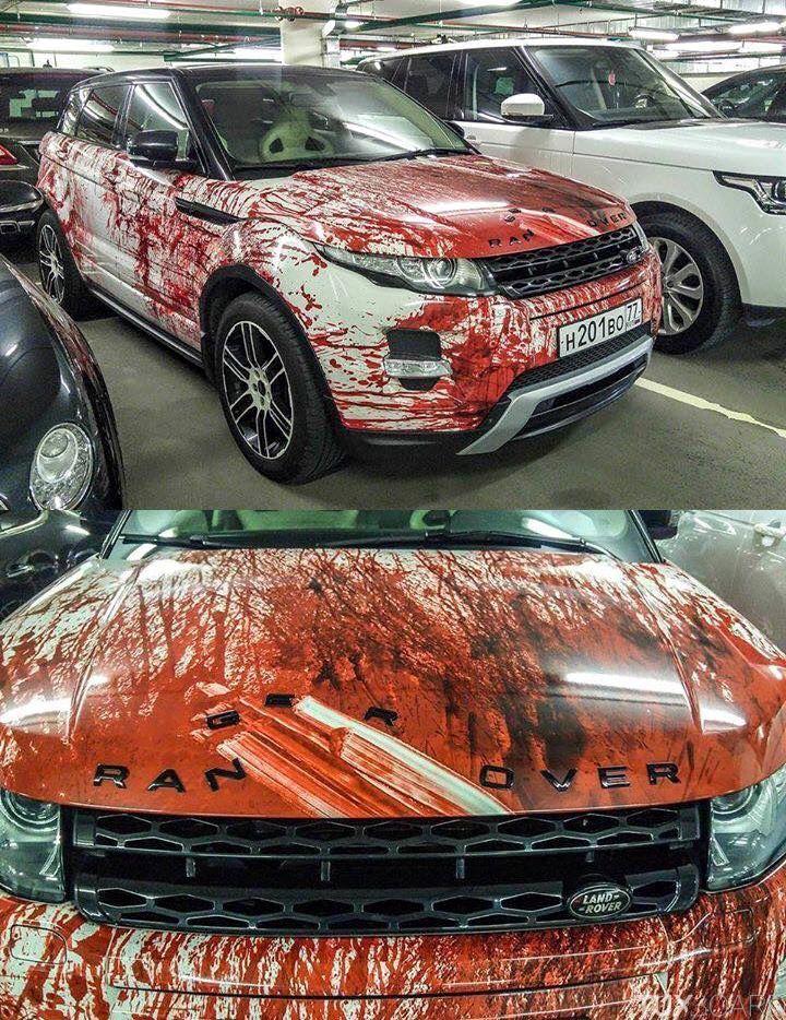 A killing car