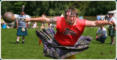 Inveraray Inverary Castle Highland Games Scotland