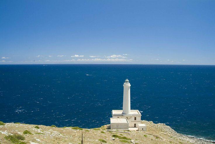 Capo d'Otranto - Puglia [il luogo della prima alba d'Italia]
