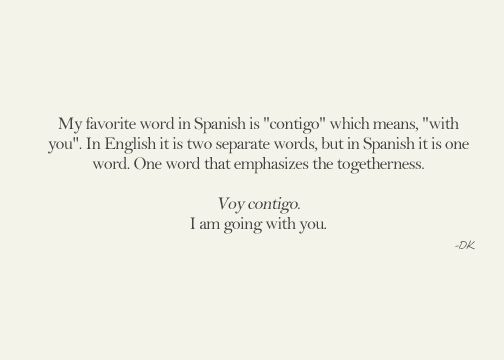 Quiero Estar Contigo Frases
