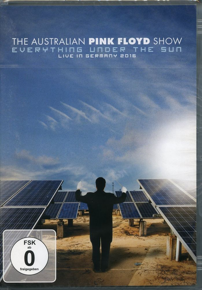 Australian Pink Floyd Show - Everything Under The Sun Live  DVD NUOVO SIGILLATO