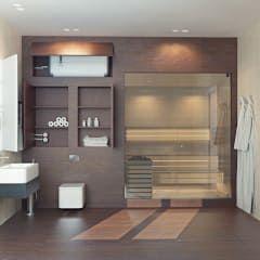 Casas de banho minimalistas por BIARTI - создаем минималистский дизайн интерьеров