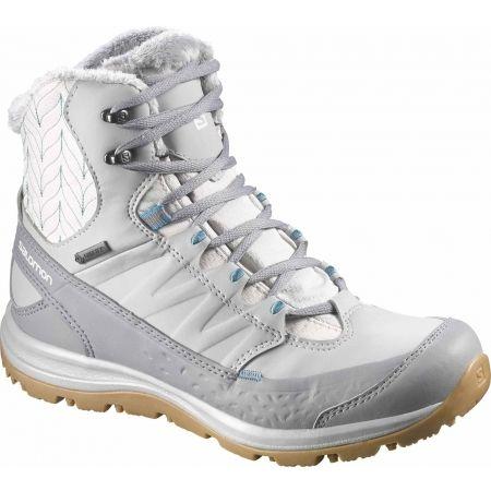 Salomon KAINA MID GTX - Women's Winter Shoes