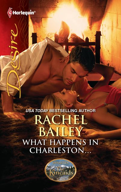 What Happens in Charleston (2012) Money has always given Matthew Kincaid whatever he wanted. Yet now his son needs something even his millions can't buy. The widower's sole recourse is the surrogate who gave birth to his child - for she is also the boy's true biological mother.  Susannah Parrish needs no prodding to offer her assistance - a child's life is at stake. But to their mutual surprise, the minute she's back in Charleston and residing in Matthew's home, passion consumes them.