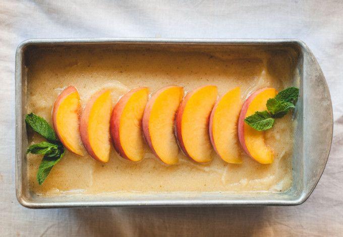 Peach Sauvignon Blanc Sorbet   A Cup of Jo