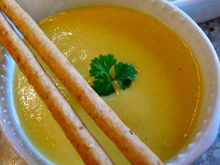 Kukorica krémleves (laktózmentes, vegán) ~ Receptműves