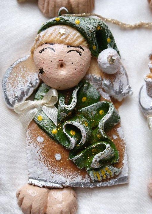 Świąteczne anioły i ozdoby - Sztuka N!epoważna www.sztukaniepowazna.blogspot.com ZAPRASZAM! - Веб-альбомы Picasa