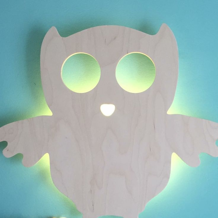 Wise owl, ambient lighting by petproject.gr