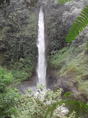 Cipongkor Waterfall