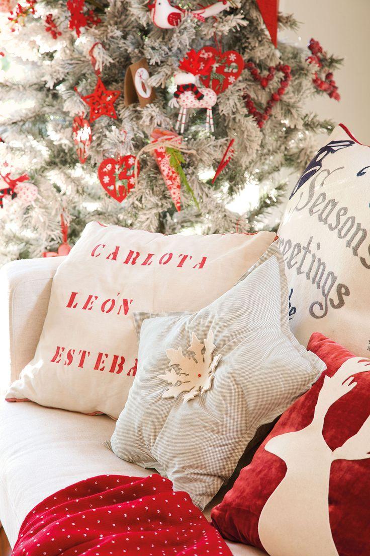 M s de 1000 ideas sobre decoraciones para rboles de for Decoracion navidad piso pequeno