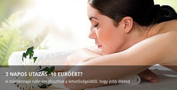 3 napos utazás -10 euróért? - IGEN, a részletek itt: http://www.lukacsferenc.com/blog/?p=1194