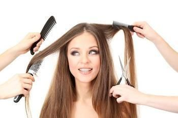 Ett besök hos frisören