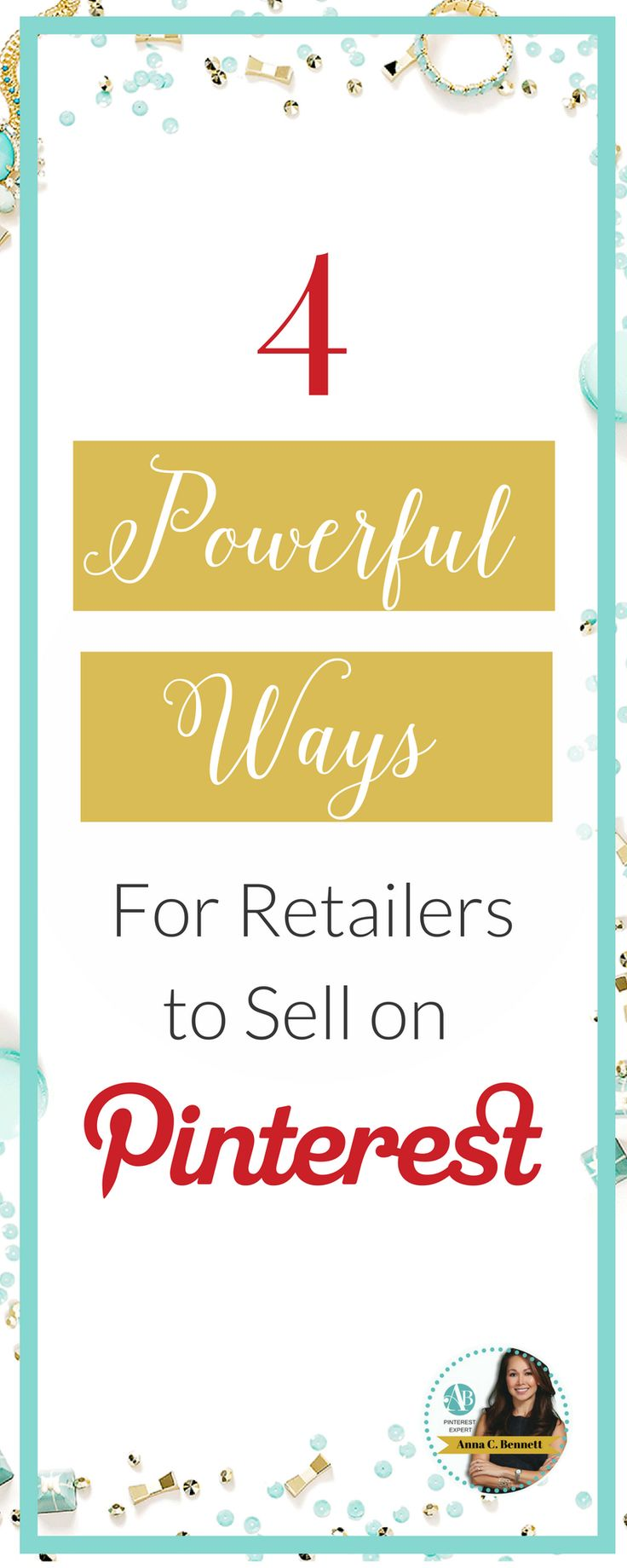 Pinterest is increasingly making it easier for retailers to sell (and buyers to buy) directly on the site. We asked Pinterest Expert Anna Bennett to break down the newest retailer-friendly features on the platform. Click here to read the full article http://www.jckonline.com/2016/11/23/rise-pinterest-shopping-not-social-site | Pinterest for Business Tips @jckmagazine