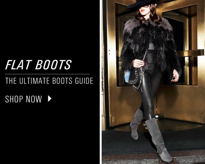 Jimmy Choo - Flat boots