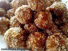 Kúsok môjho sveta: Guľky z medovníčkov s chuťou Marlenky  Posledné Vi...