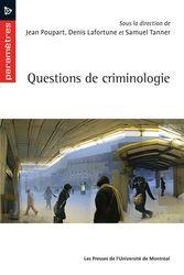 """""""Les mesures de contrôle des armes à feu sont-elles utiles ? Le traitement des délinquants sexuels est-il efficace ?  Peut-on prédire la récidive? Voilà quelques-unes des questions qu'abordent les professeurs de l'École de criminologie de l'Université de Montréal. On le voit à cet échantillon sommaire : la criminologie est une discipline variée dans ses pratiques comme dans ses objets.  http://nantilus.univ-nantes.fr/vufind/Record/PPN152286837"""