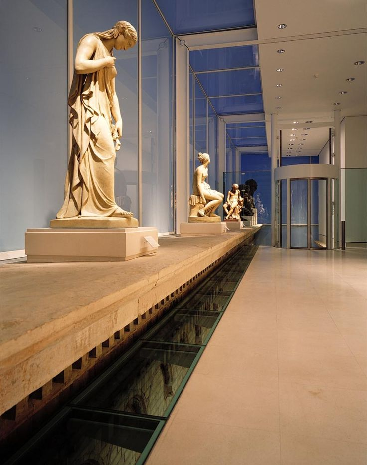 Sackler Galleries, Royal Academy of Arts | Projects | Foster + Partners