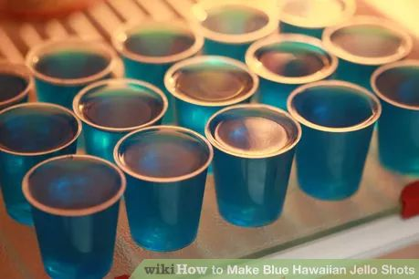 Image titled Make Blue Hawaiian Jello Shots Step 6