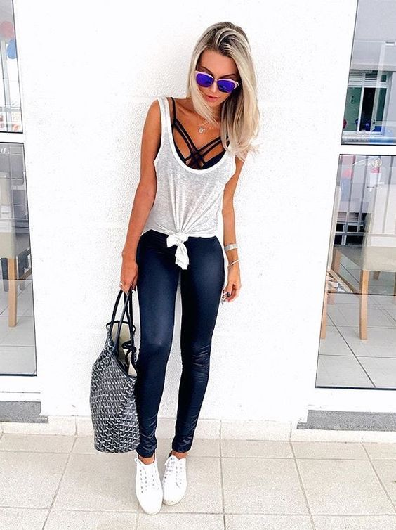 cita casual outfit