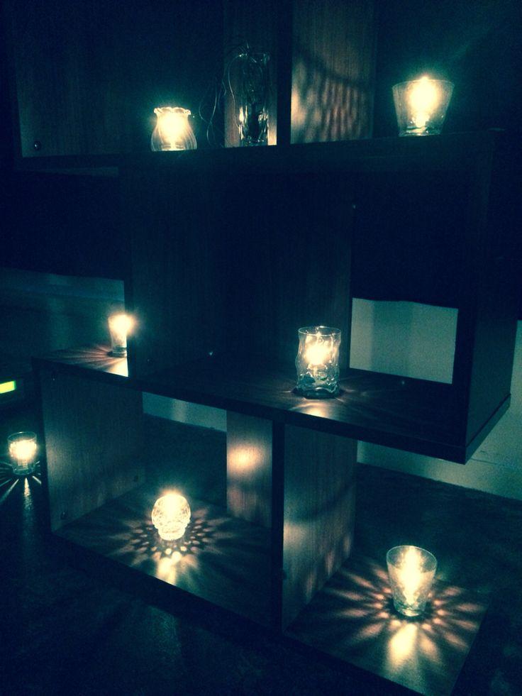 アンティーク ランプ
