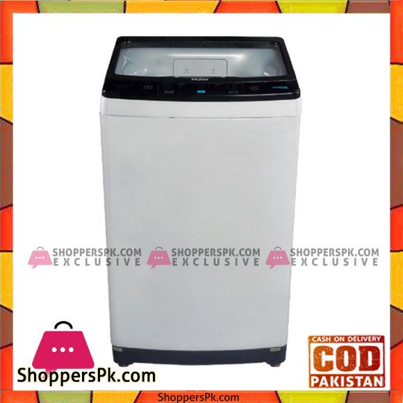On Sale Haier Hwm 85 826 Top Loading Fully Automatic Price Rs 34500 Buy Now Https Www Shop Home Appliances Automatic Washing Machine Haier Washing Machine