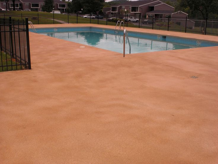 45 best pool deck with colorseal images on pinterest for Most popular pool colours