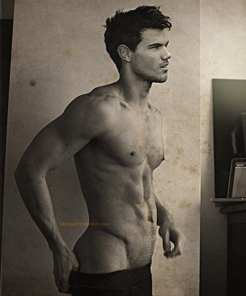 Taylor Lautner....