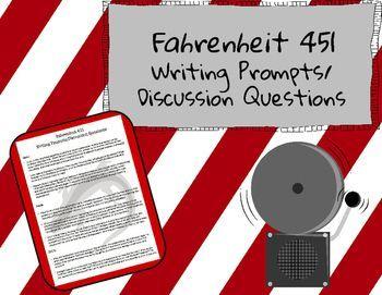 Farenheit 451 essay prompts
