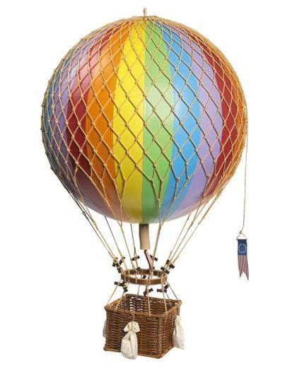 Hot Air Balloon Mobile (X Large)