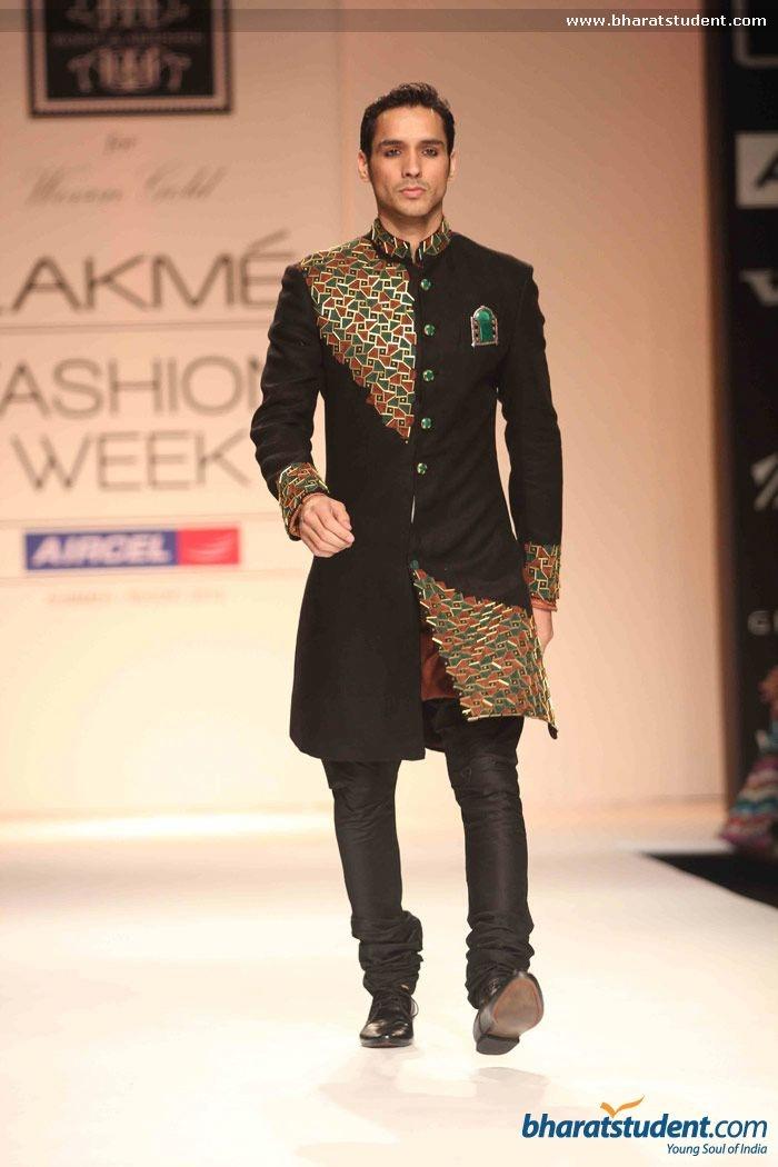 Rohit & Abhishek's Show at Lakme Fashion Week Summer/Resort 2013