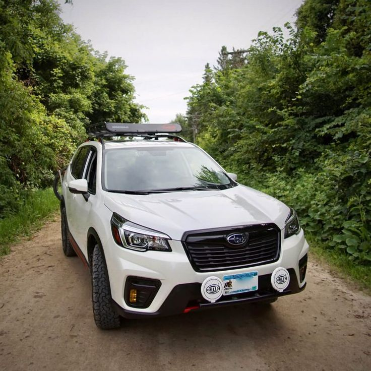 Even Grocery Runs are Fun in Lifted 2019 Subaru Forester