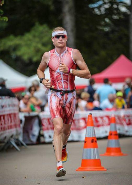 Triathlon Runner