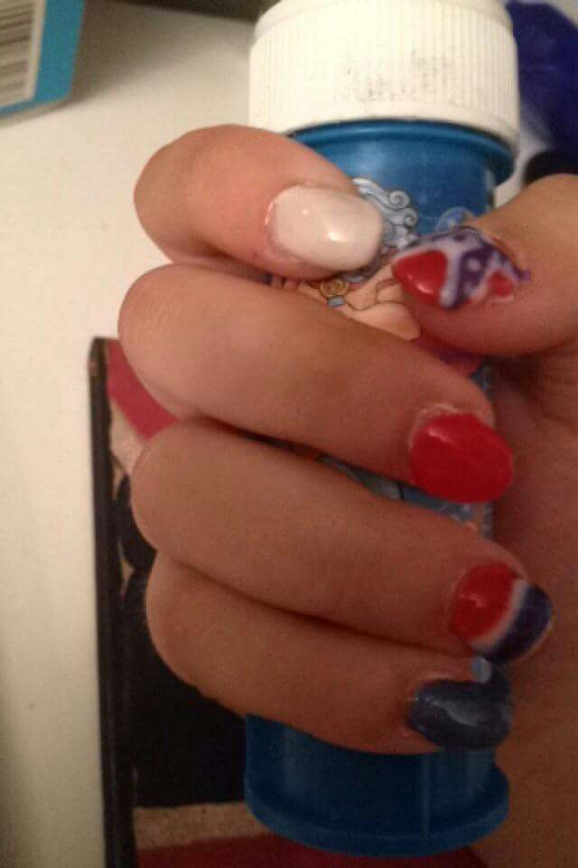 Nails with Sydstaterna