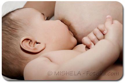 Beginning Your Breastfeeding Journey - Breastfeeding a Newborn - My Little Me
